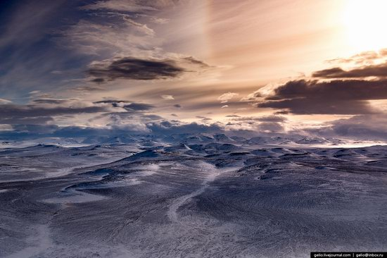 North of Kamchatka, Russia - the view from above, photo 3