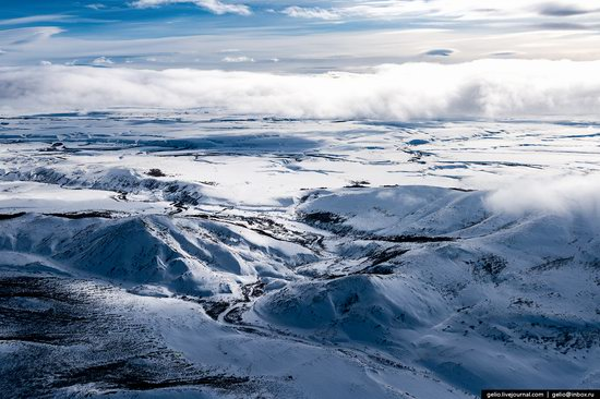 North of Kamchatka, Russia - the view from above, photo 5