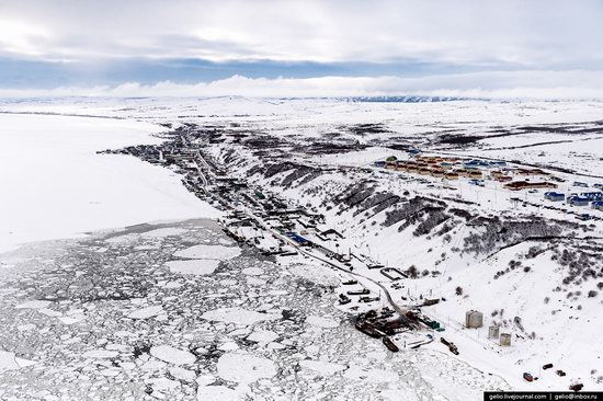 North of Kamchatka, Russia - the view from above, photo 7