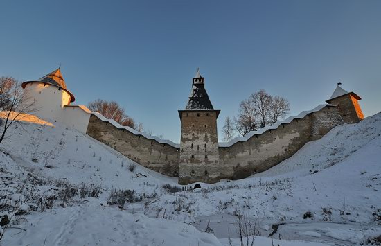 Pskov-Caves Monastery, Russia, photo 1