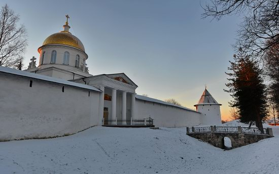 Pskov-Caves Monastery, Russia, photo 12