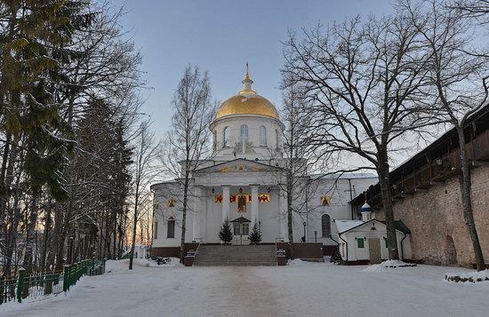 Pskov-Caves Monastery, Russia, photo 13