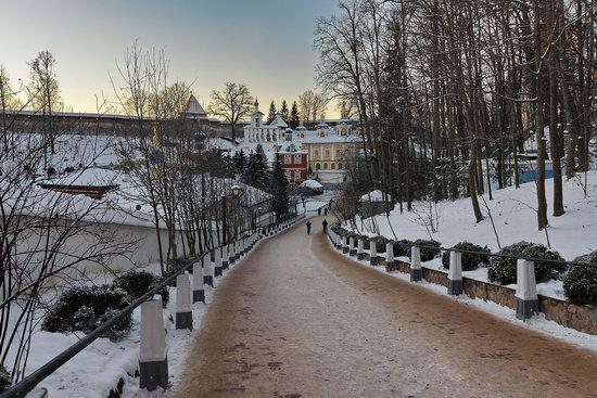 Pskov-Caves Monastery, Russia, photo 14