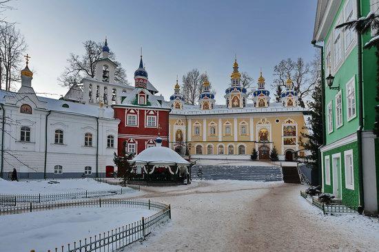 Pskov-Caves Monastery, Russia, photo 15