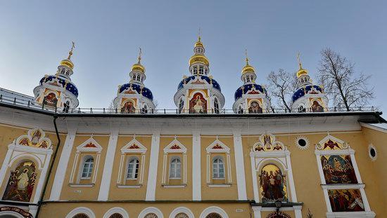Pskov-Caves Monastery, Russia, photo 16
