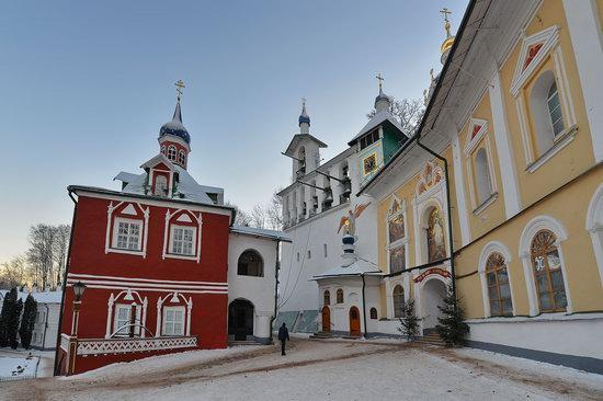 Pskov-Caves Monastery, Russia, photo 17