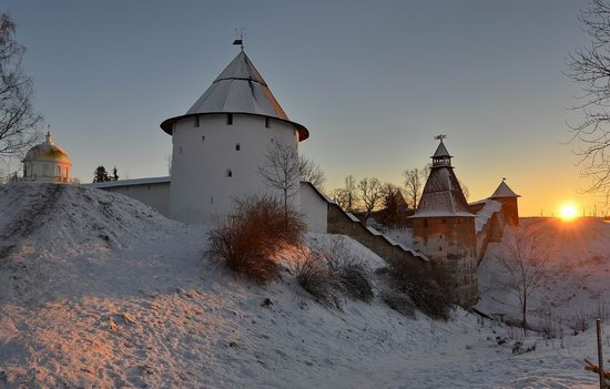 Pskov-Caves Monastery, Russia, photo 2