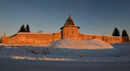 Pskov-Caves Monastery, Russia, photo 4