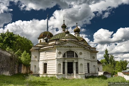 Nativity Church in Staritsa, Russia, photo 10