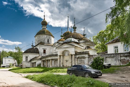 Nativity Church in Staritsa, Russia, photo 12