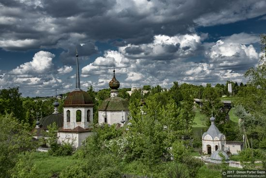 Nativity Church in Staritsa, Russia, photo 13
