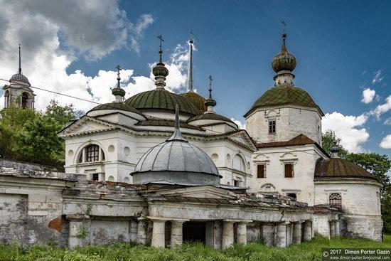Nativity Church in Staritsa, Russia, photo 2