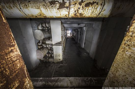 Abandoned nuclear power plant in Kursk, Russia, photo 10