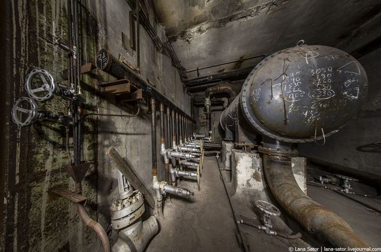 Abandoned nuclear power plant in Kursk, Russia, photo 13