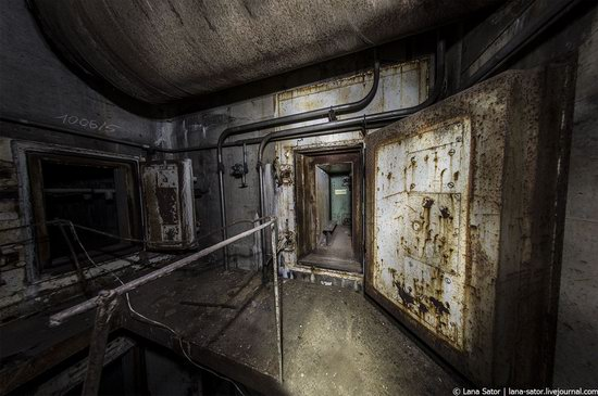 Abandoned nuclear power plant in Kursk, Russia, photo 18