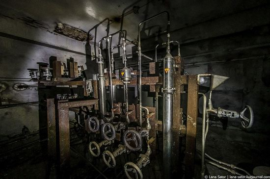 Abandoned nuclear power plant in Kursk, Russia, photo 21
