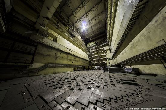 Abandoned nuclear power plant in Kursk, Russia, photo 28