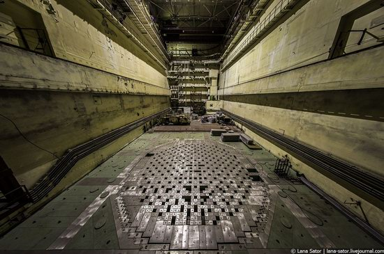 Abandoned nuclear power plant in Kursk, Russia, photo 30