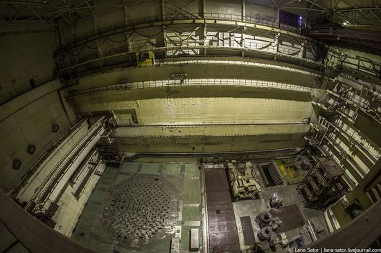Abandoned nuclear power plant in Kursk, Russia, photo 31