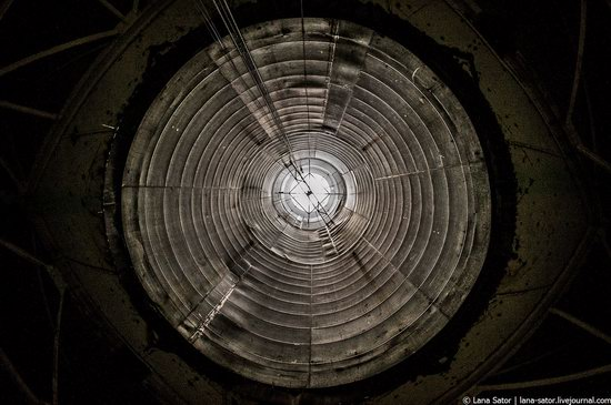 Abandoned nuclear power plant in Kursk, Russia, photo 6