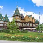 Palace of Tsar Alexey Mikhailovich in Kolomenskoye