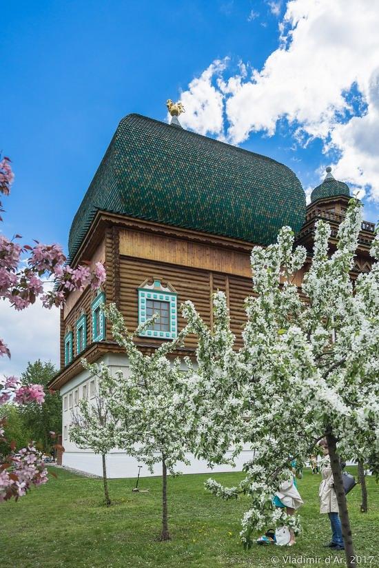 Palace of Tsar Alexey Mikhailovich in Kolomenskoye, Moscow, Russia, photo 10