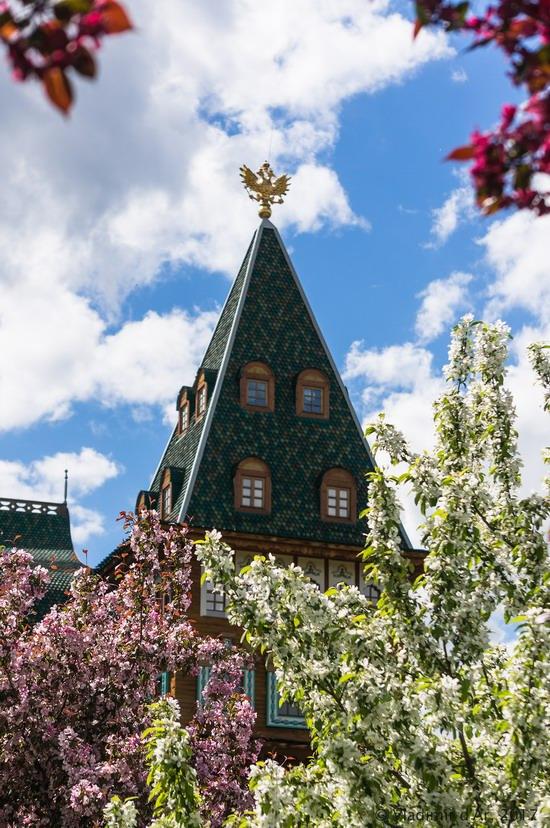 Palace of Tsar Alexey Mikhailovich in Kolomenskoye, Moscow, Russia, photo 16