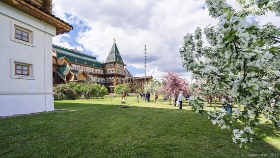 Palace of Tsar Alexey Mikhailovich in Kolomenskoye, Moscow, Russia, photo 3