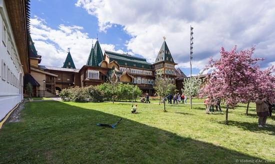 Palace of Tsar Alexey Mikhailovich in Kolomenskoye, Moscow, Russia, photo 4