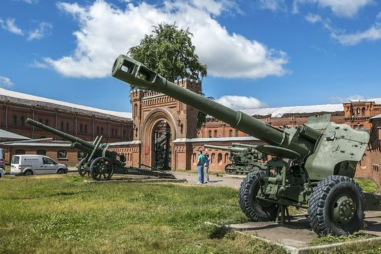 Museum of Artillery in St. Petersburg, Russia, photo 1