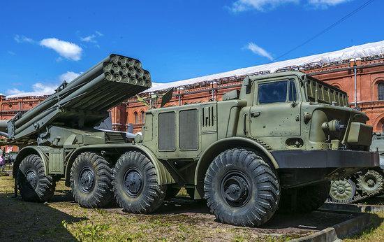 Museum of Artillery in St. Petersburg, Russia, photo 11