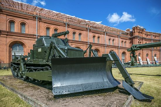 Museum of Artillery in St. Petersburg, Russia, photo 12