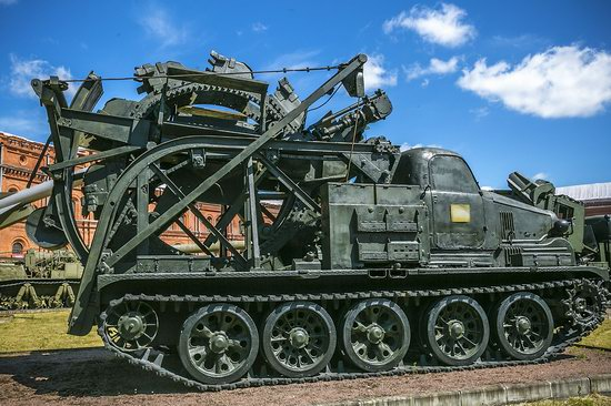 Museum of Artillery in St. Petersburg, Russia, photo 13