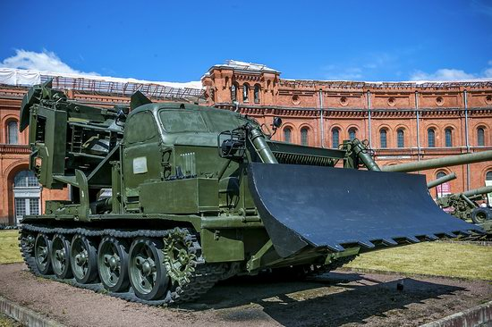 Museum of Artillery in St. Petersburg, Russia, photo 14