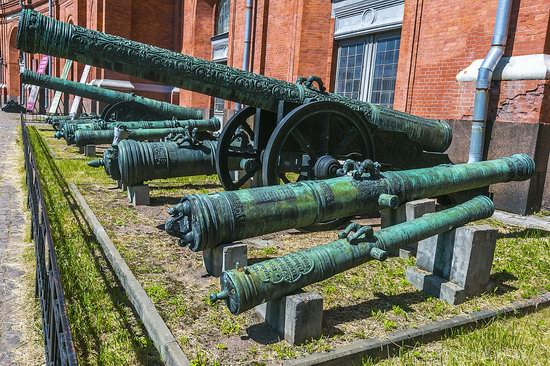 Museum of Artillery in St. Petersburg, Russia, photo 16