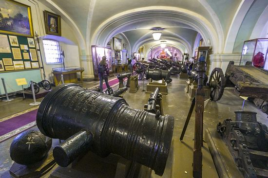 Museum of Artillery in St. Petersburg, Russia, photo 17
