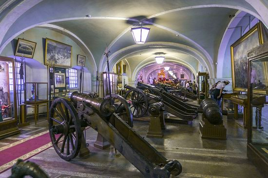 Museum of Artillery in St. Petersburg, Russia, photo 18