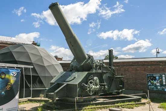 Museum of Artillery in St. Petersburg, Russia, photo 2