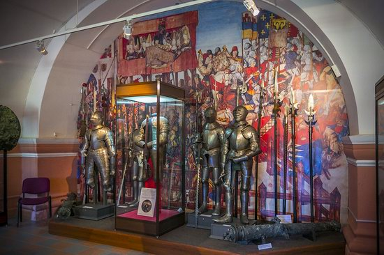 Museum of Artillery in St. Petersburg, Russia, photo 20