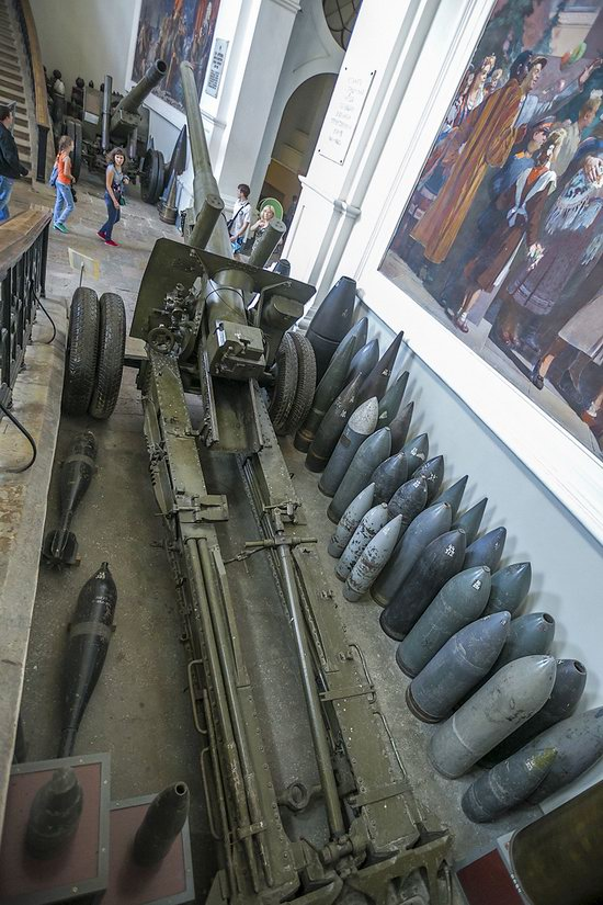 Museum of Artillery in St. Petersburg, Russia, photo 23