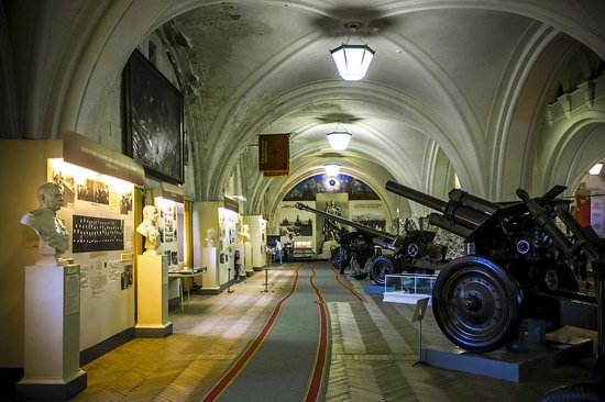 Museum of Artillery in St. Petersburg, Russia, photo 24