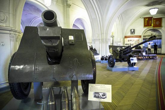 Museum of Artillery in St. Petersburg, Russia, photo 25