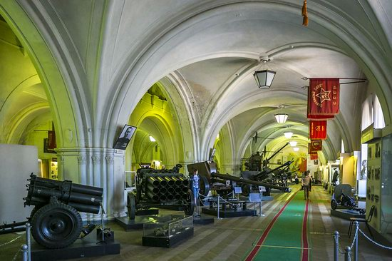 Museum of Artillery in St. Petersburg, Russia, photo 26