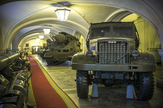 Museum of Artillery in St. Petersburg, Russia, photo 28