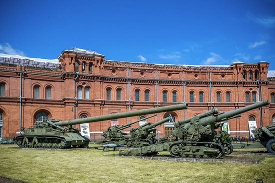 Museum of Artillery in St. Petersburg, Russia, photo 3