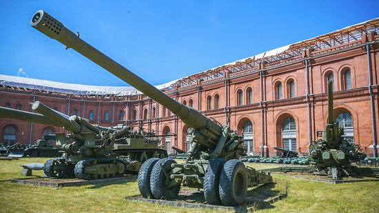 Museum of Artillery in St. Petersburg, Russia, photo 5