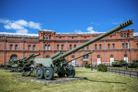 Museum of Artillery in St. Petersburg, Russia, photo 6