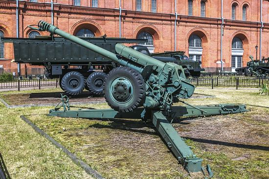 Museum of Artillery in St. Petersburg, Russia, photo 7