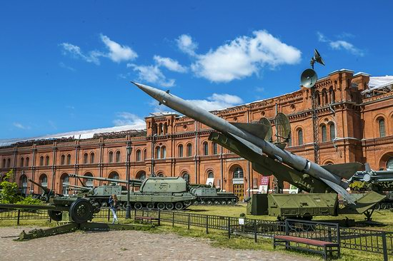 Museum of Artillery in St. Petersburg, Russia, photo 8