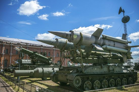 Museum of Artillery in St. Petersburg, Russia, photo 9